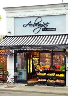 Aubergine Specialty Foods ~ Victoria BC