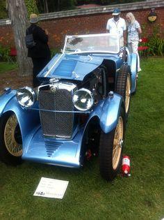 1932 MG Magna