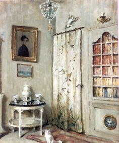 Lucie van Dam van Isselt  1871-1949