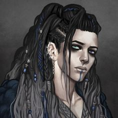 Yasha Nydoorin is a fallen aasimar barbarian. She is played by Ashley Johnson. Yasha Nydoorin is. Fantasy Character Design, Character Design Inspiration, Character Concept, Character Art, Critical Role Campaign 2, Critical Role Fan Art, Fantasy Characters, Female Characters, Cosplay Characters