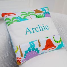 Personalised Cushions and Pillows Little Girl Gifts, Little Boys, Luxury Cushions, Archie, Cushion Covers, Personalized Gifts, Throw Pillows, Children, Young Children
