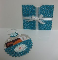 Gift Card Holder - made these to hold teacher gift cards