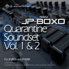 "Quarantine - ""The must have"" soundset for JP-8000 & JP-8080 users! - http://www.mysteryislands-music.com/?p=4625"