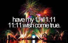 11/11/11 11:11.