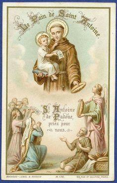 Catholic Art, Catholic Saints, Roman Catholic, Saint Antonio, Happy Wedding Anniversary Wishes, Saint Anthony Of Padua, Jesus Wallpaper, Christian Artwork, Dragon Tattoo Designs
