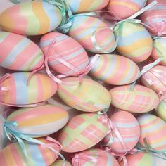 1426 Printed Backdrop Easter Eggs Pastel Photography Backdrop