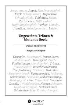 Ungeweinte Tränen und blutende Seele – Ehrliche Autobiographie über Leben und Tod, Verzweiflung und Hoffnung | PolitikExpress