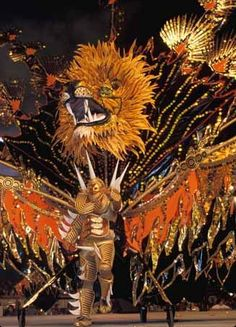 Trinidad Carnival is a must!