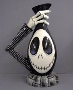 Skellington Pitcher