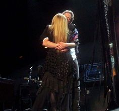 Stevie and Lindsey Stevie Nicks Lindsey Buckingham, Buckingham Nicks, Stephanie Lynn, My Muse, Fleetwood Mac, Great Bands, Music Is Life, Actors, Concert
