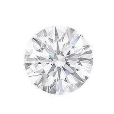 Weißer Diamant mit 0.08 Karat in der Reinheit VS-SI1