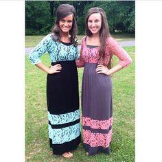 #Gorgeous #Apostolic #Girls Maxi Dresses