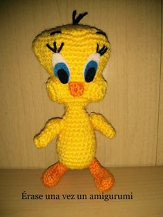 This Tweety is our last creation