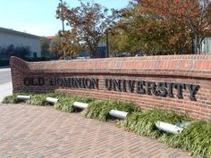 Old Dominion University - new football season starts tomorrow - Go Monarchs!