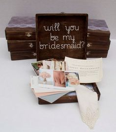 17 Fun Ways to Ask 'Will You Be My Bridesmaid?'Confetti Daydreams – Wedding Blog