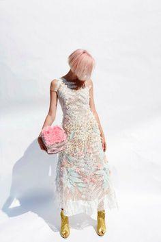 Alena Akhmadullina Vesna Leto 2017 Myfashion Diary Livejournal Fashion Dresses Flower Girl Dresses