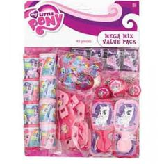 My Little Pony Party Favor Mega Value Pack | 48ct