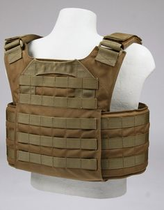Advanced Survivor » Bellator Plate Carrier + Armor (Coyote Tan)