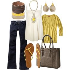 lemon love, created by htotheb on Polyvore