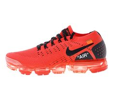 huge selection of 14bbe a6d27 Off White X Nike Air Vapormax Flyknit 2.0 942842-006 Coussin Dair Chaussures  Pas Cher