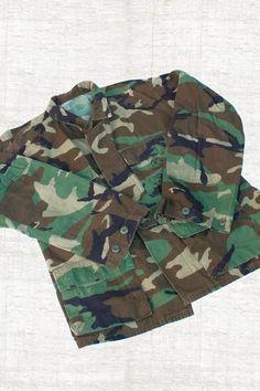 Camo USMC Field Shirt