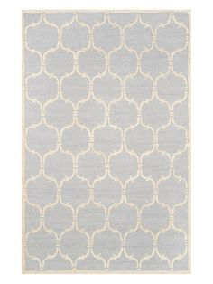 Hand Looped Genie Trellis by nuLOOM at Gilt