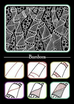 Bambooz~Zentangle