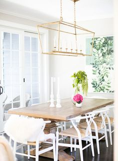 A Charming Preppy Home from Bria Hammel Interiors - Inspired By This