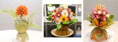 "Learn to Carve 3 Stunning Centerpieces with ""Amazing Carving with Jimmy Zhang"" video lessons by Nita's Fruit & Vegetable Carving. Fruit Carving Tools, Fruit And Vegetable Carving, Food Carving, Centerpieces, Table Decorations, Fruit Arrangements, Food Displays, Fabulous Foods, Glass Vase"