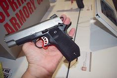Springfield Armory Rolls Out The EMP4 Carry Contour in 9mm | SHOT 2017 - The Firearm BlogThe Firearm Blog