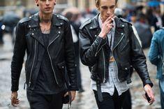 Badass leather biker jackets