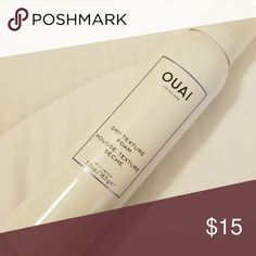 Perfect as new co Ouai Hair, Frizz Control, Colorful Makeup, Mousse, Texture, Bottle, Beauty, Surface Finish