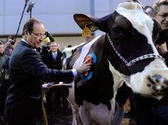François Hollande au salon de l'Agriculture | Alimentation Générale | AG