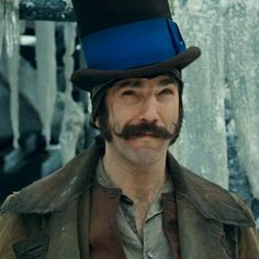 Daniel Day Lewis as Bill the Butcher in Gangs of New York