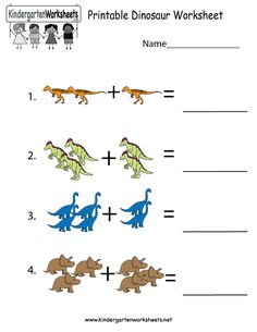 Slope And Y Intercept Worksheet Word This Is A Simple Addition Worksheet With Images This Worksheet  Spelling Worksheets For 6th Grade with Healthy Foods Worksheets This Is A Dinosaur Addition Worksheet For Preschoolers Or Kindergarteners  You Can Download Print Free Monthly Budget Worksheet Excel
