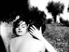 "Mario Giacomelli, ""A man, a woman, a love"""