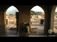 Home of the Brave 2: Chaplain Paul Shaughnessy Prays During Iraqi Battle
