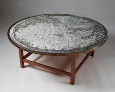 Occasional table designed by Josef Frank for Svenskt Tenn, — Modernity