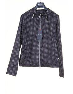 Armani Jeans ladies jacket C5B43 NR KH: Armani Jeans ladies jacket C5B43 NR KH Dark Blue 42 EUR - 6 US