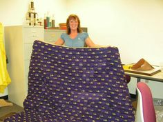 Crown Royal Quilts for Sale | Crown Royal Bag Quilt - Photos - The Bob & Tom Show