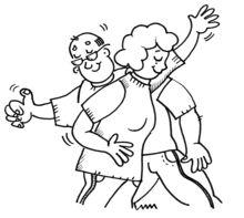Tonttujumppa | Vahvike Senioreille, mutta ideaa myös lapsille. Jumppa joulu.