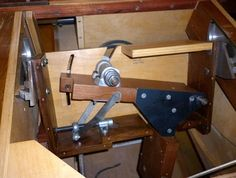 Hectors table saw riving knife