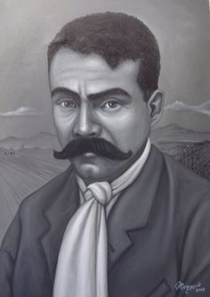 emiliano zapata pinturas mexicanas famosas