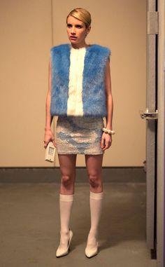 Scream Queens Wardrobe #chanel #costumedesign