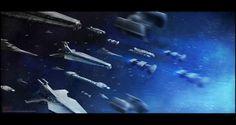 Mark Molnar - Sketchblog of Concept Art and Illustration Works: Star Wars - Sanctuary Pipeline