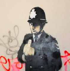 Born in Bristol, UK, Banksy is the world's most notorious street artist. The Rome exhibition kicks off on May 24. http://www.warcapitalismandliberty.org