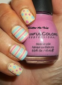 10 Adorable Soft Pastel Nails | Young Craze