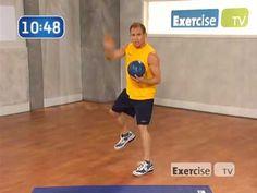 Michael Carson - Exercise TV Slim Down Fast Fat Burning Cardio