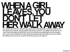 126 Best Dont Let Her Go Images Thoughts Quotes Love Heart Aches