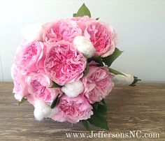 Garden Roses and Cotton